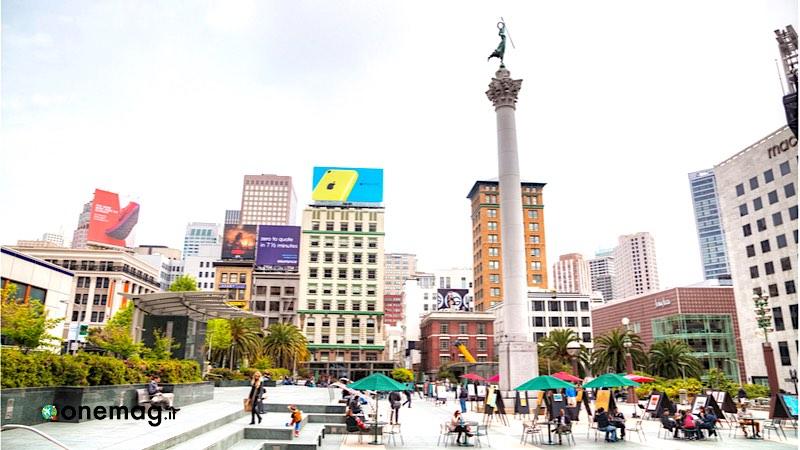 10 cose da vedere a San Francisco, Union Square