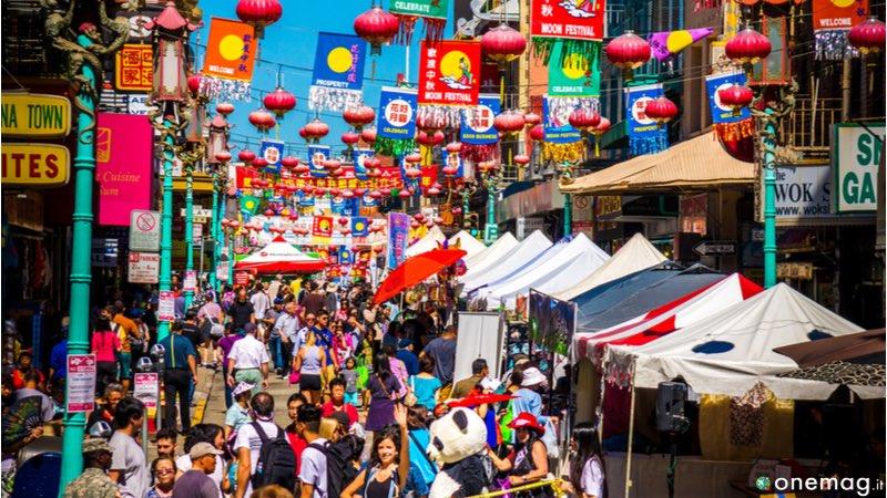 10 cose da vedere a San Francisco, Chinatown