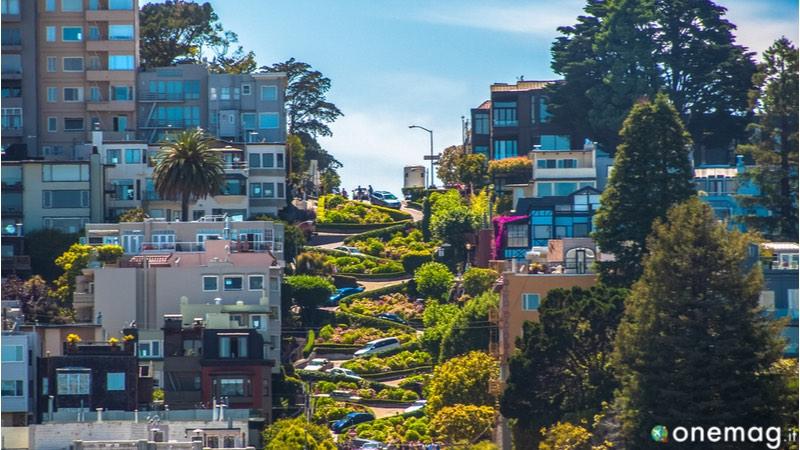 10 cose da vedere a San Francisco, Lombard Street