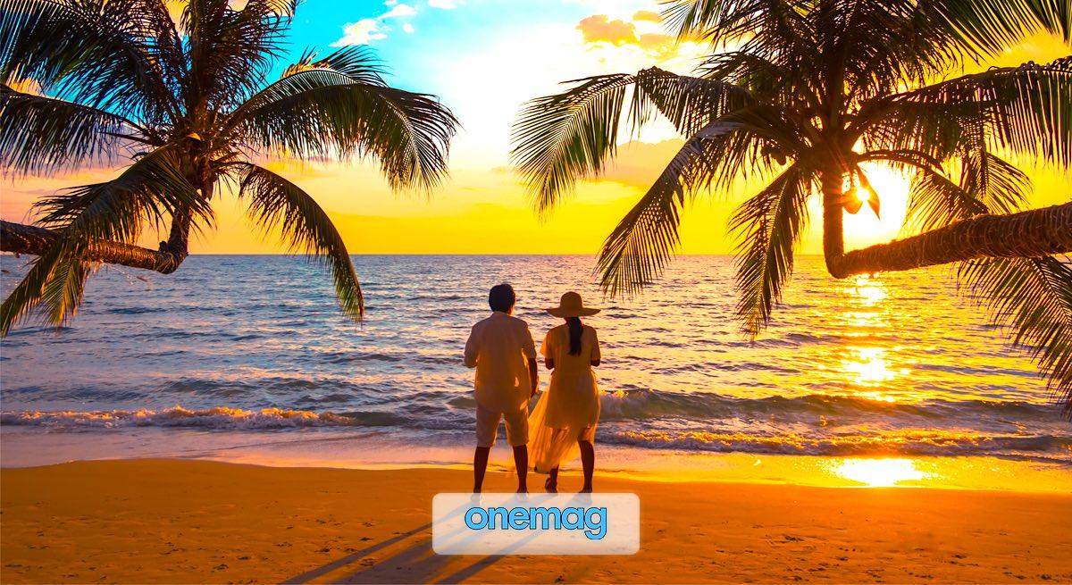 Amore al mare, le spiagge degli innamorati