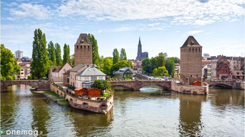 Cosa vedere a Strasburgo, il Barrage Vauban