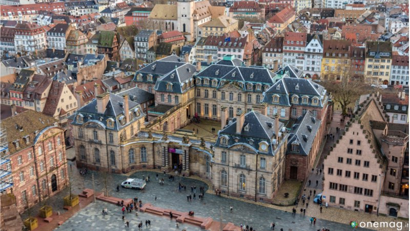 Le 10 cose da vedere a Strasburgo, Palazzo dei Rohan