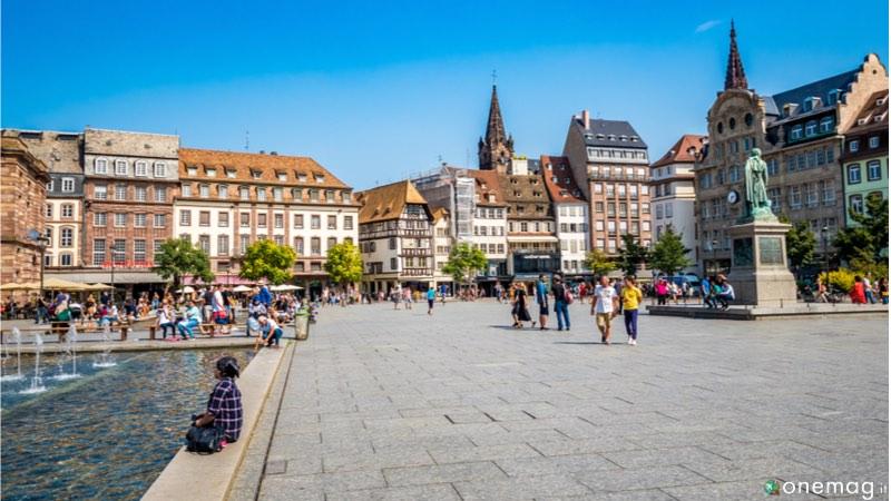 Cosa vedere a Strasburgo, Piazza Kleber
