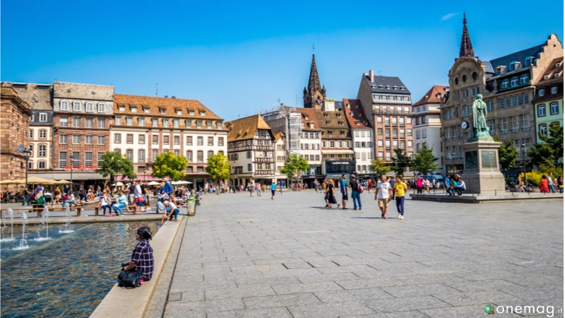 Strasburgo Piazza Kleber