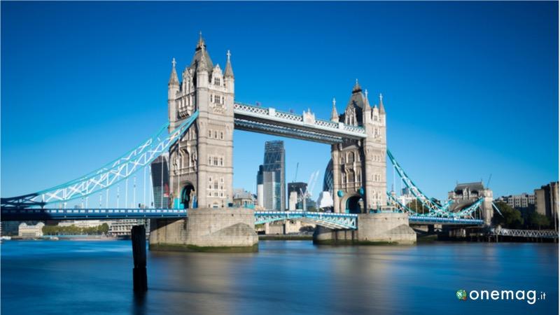 Le 10 cose da vedere a Londra, Tower Bridge