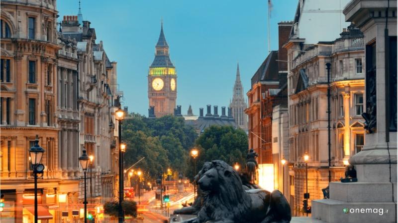 Le 10 cose da vedere a Londra, Trafalgar Square