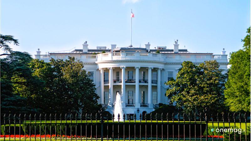 Guida della Casa Bianca, Washington
