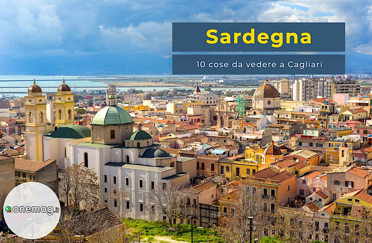 10 cose da vedere a Cagliari