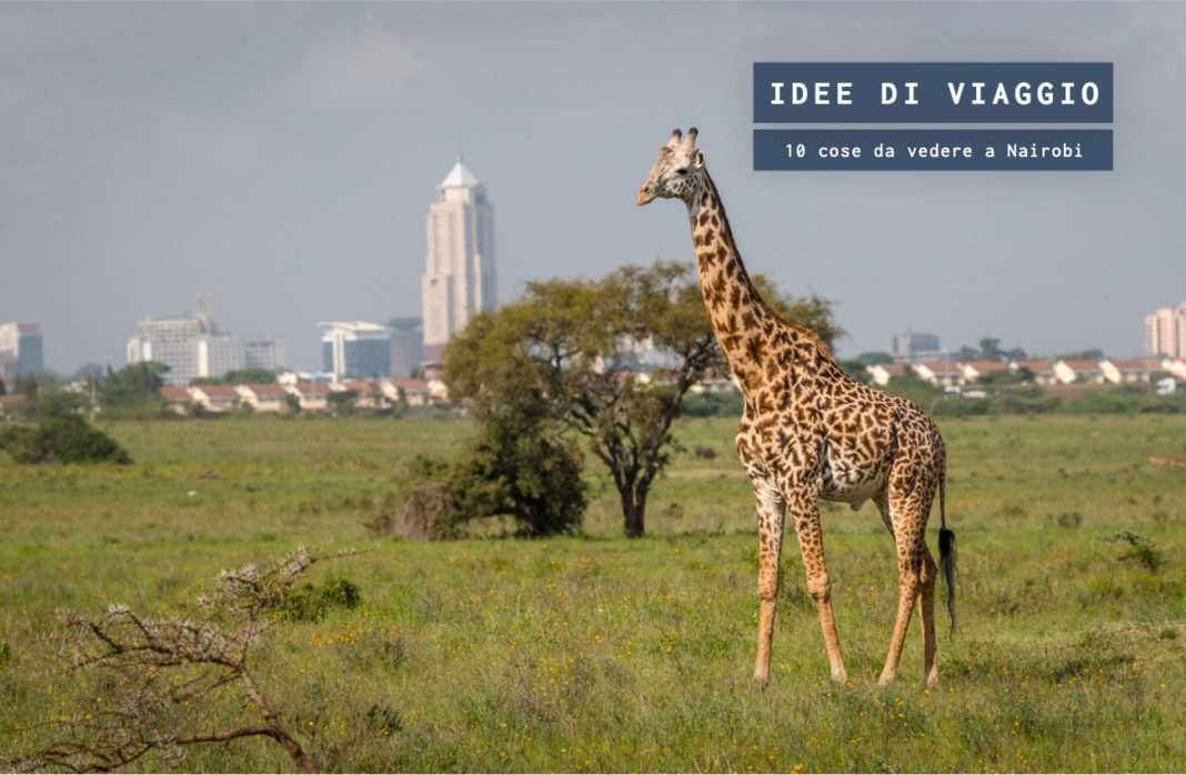 10 cose da vedere a Nairobi