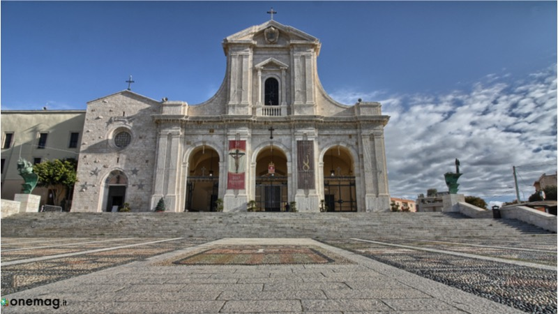 Cagliari Santuario di Nostra Signora di Bonaria
