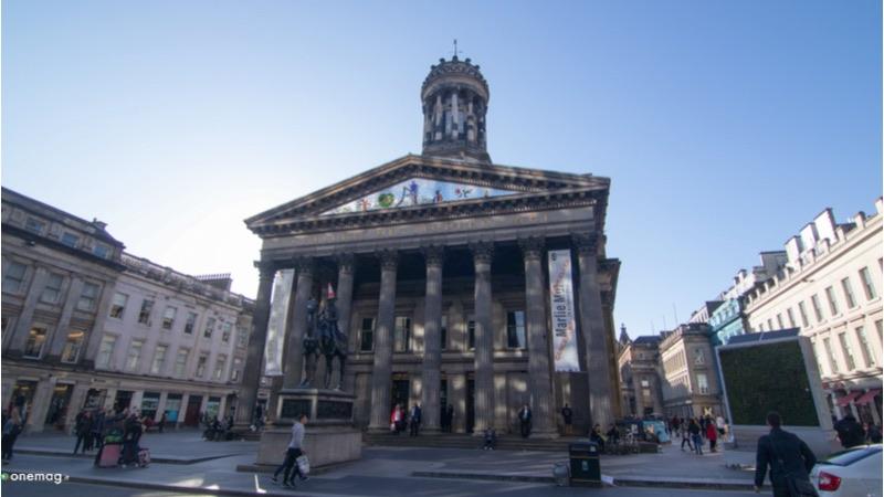 Glasgow Galleria di Arte Moderna