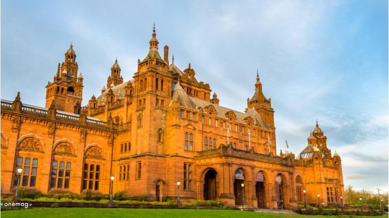 Glasgow Kelvingrove Art Gallery and Museum