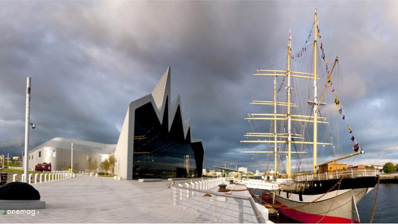 Glasgow Museo di Riverside