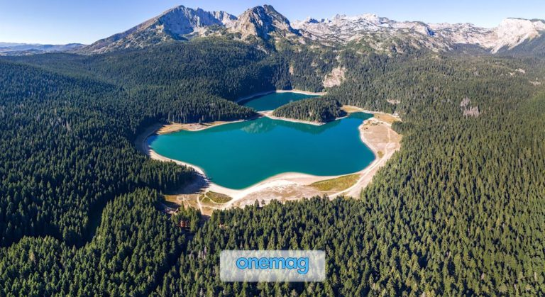 Il Parco di Durmitor, il parco nazionale del Montenegro