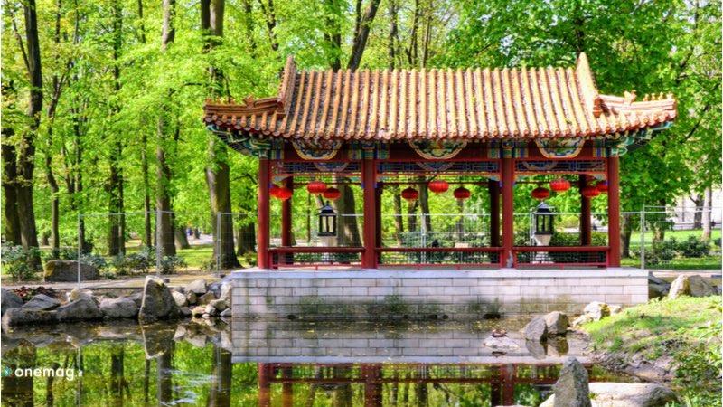 Le 10 cose da vedere a Varsavia, il Parco Lazienki