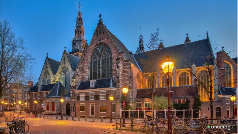 Le 10 cose da vedere ad Amsterdam, Oude Kerk