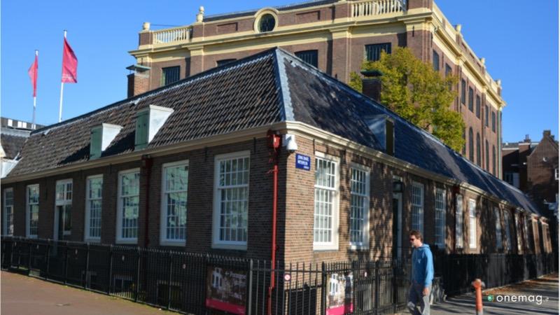 Amsterdam, Portuguese Synagogue