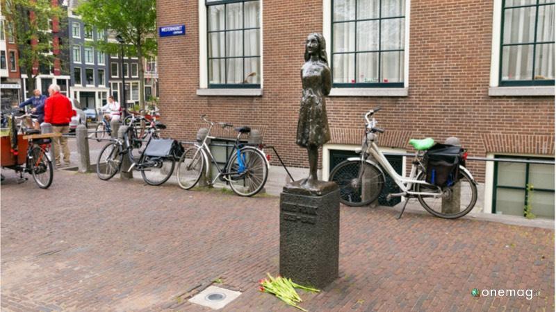 Amsterdam, Casa di Anna Frank