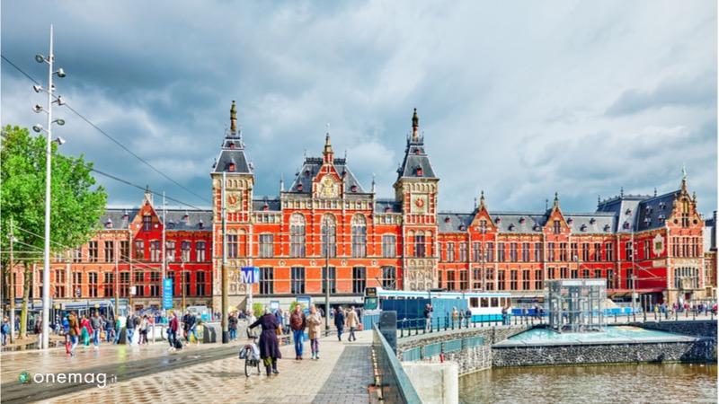 Le 10 cose da vedere ad Amsterdam, Centraal Station