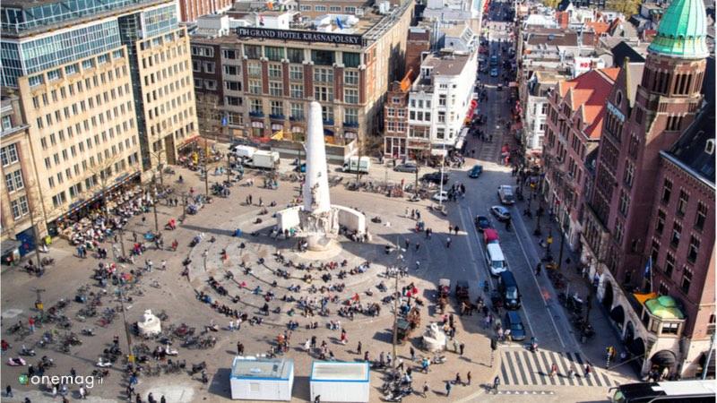 Le 10 cose da vedere ad Amsterdam, Dam Square