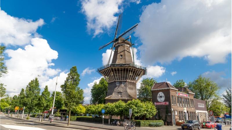 Le 10 cose da vedere ad Amsterdam, i Mulini
