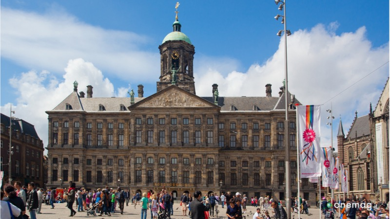Le 10 cose da vedere ad Amsterdam, Palazzo Reale