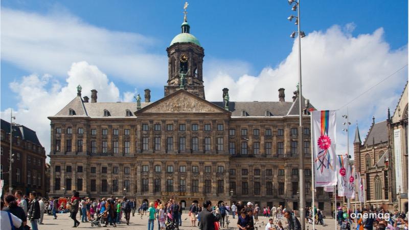 Amsterdam, Palazzo Reale