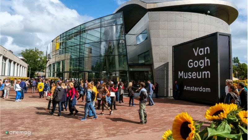 Amsterdam, museo Van Gogh