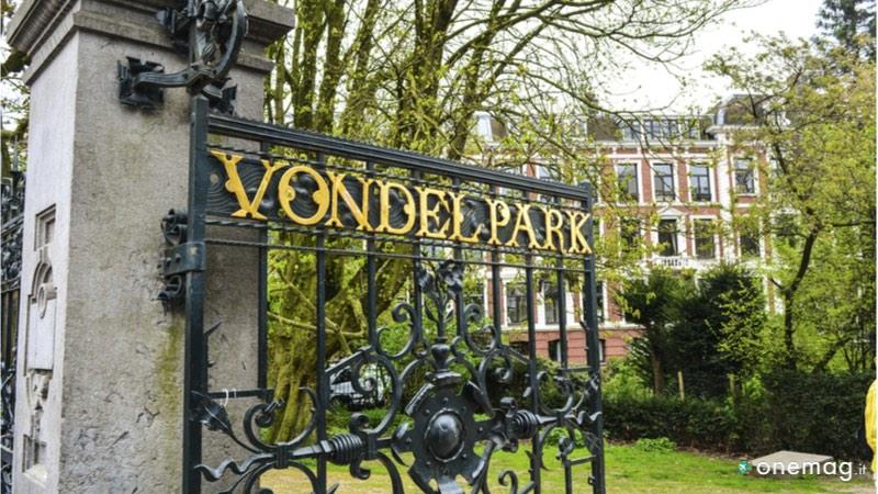 Le 10 cose da vedere ad Amsterdam, Vondelpark