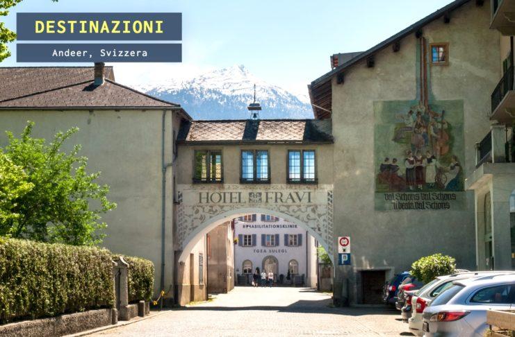 Cosa vedere ad Andeer, Svizzera