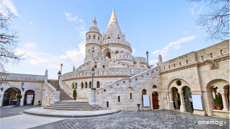Visitare Bastione dei pescatori a Budapest