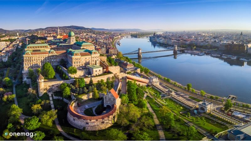 Visitare Castello di Buda a Budapest