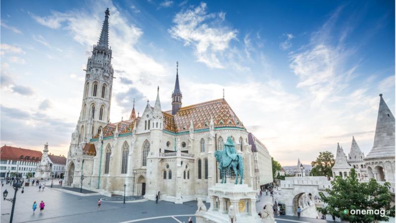Le 10 cose da vedere a Budapest, la Chiesa di Mattia