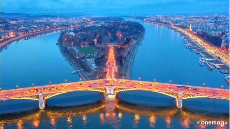 Le 10 cose da vedere a Budapest, l'Isola Margherita