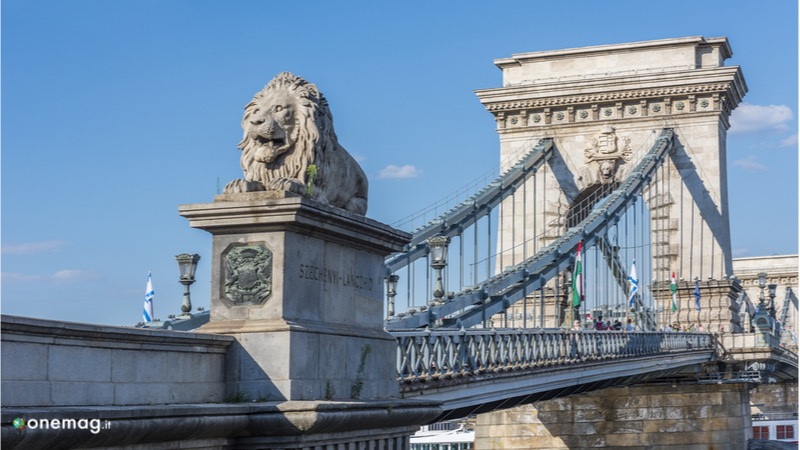 Le 10 cose da vedere a Budapest, il Ponte delle catene