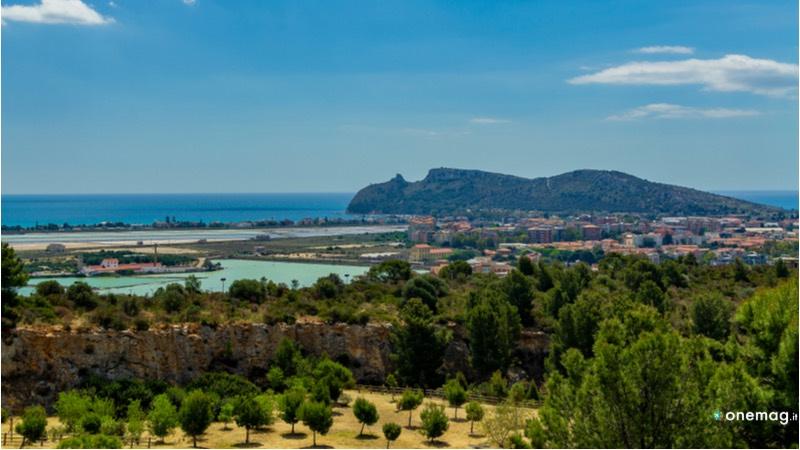 Cagliari Parco di Monte Urpinu