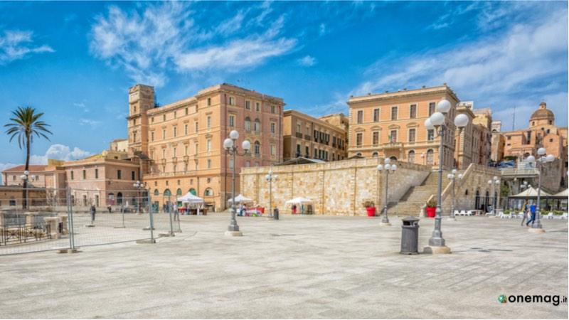 Cagliari Bastione di Saint Reims