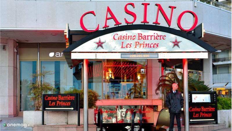 Casino Barrière - Les Princes a Cannes