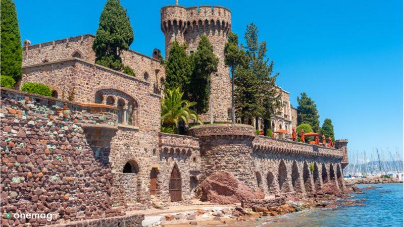 Visitare Castello de La Napoule a Cannes