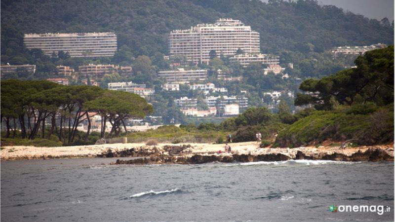 Cannes, Isole di Lerino
