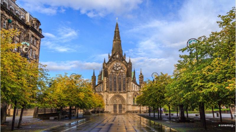 Glasgow Cattedrale di San Mungo
