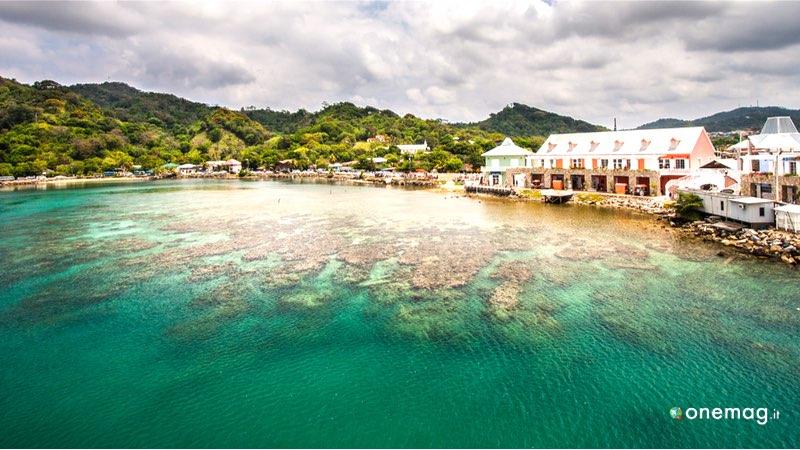 Vacanza in Honduras, isola di Roatan