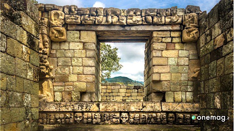 Vacanza in Honduras, le rovine di Copan
