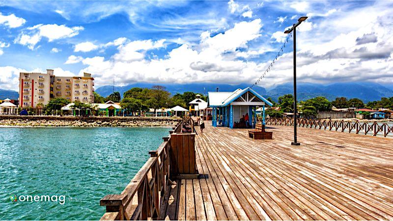 Vacanza in Honduras, la Ceiba