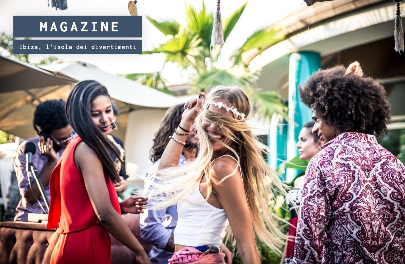 Ibiza, la breve guida all'isola dei divertimenti