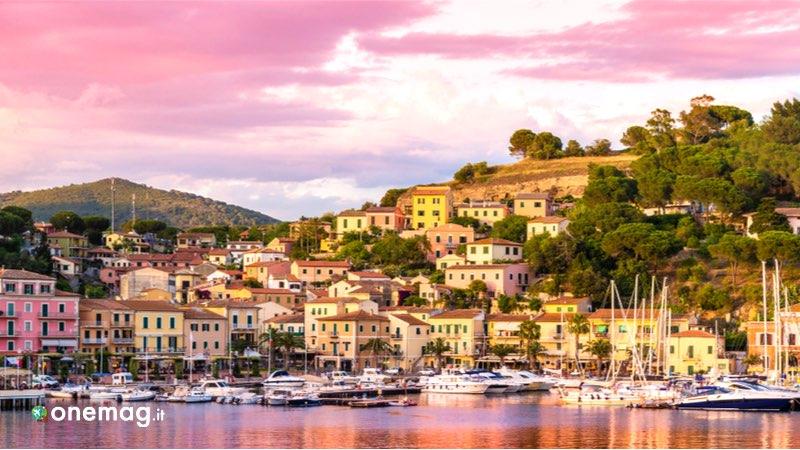 Vacanza all'Isola d'Elba, Porto Azzurro