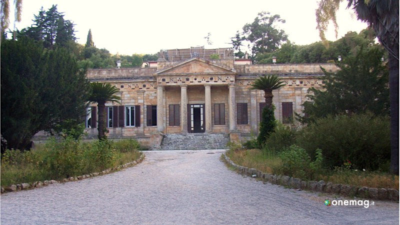 Vacanza all'Isola d'Elba, Villa di San Martino, la residenza estiva di Napoleone a Portoferraio