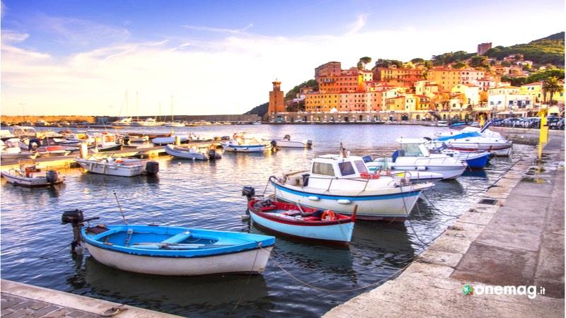 Vacanza all'Isola d'Elba, Rio Marina