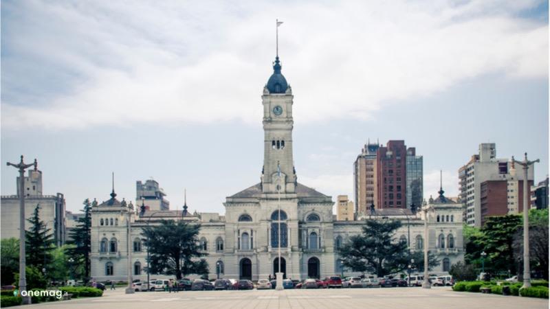 Cosa vedere a La Plata, il Palazzo Municipale