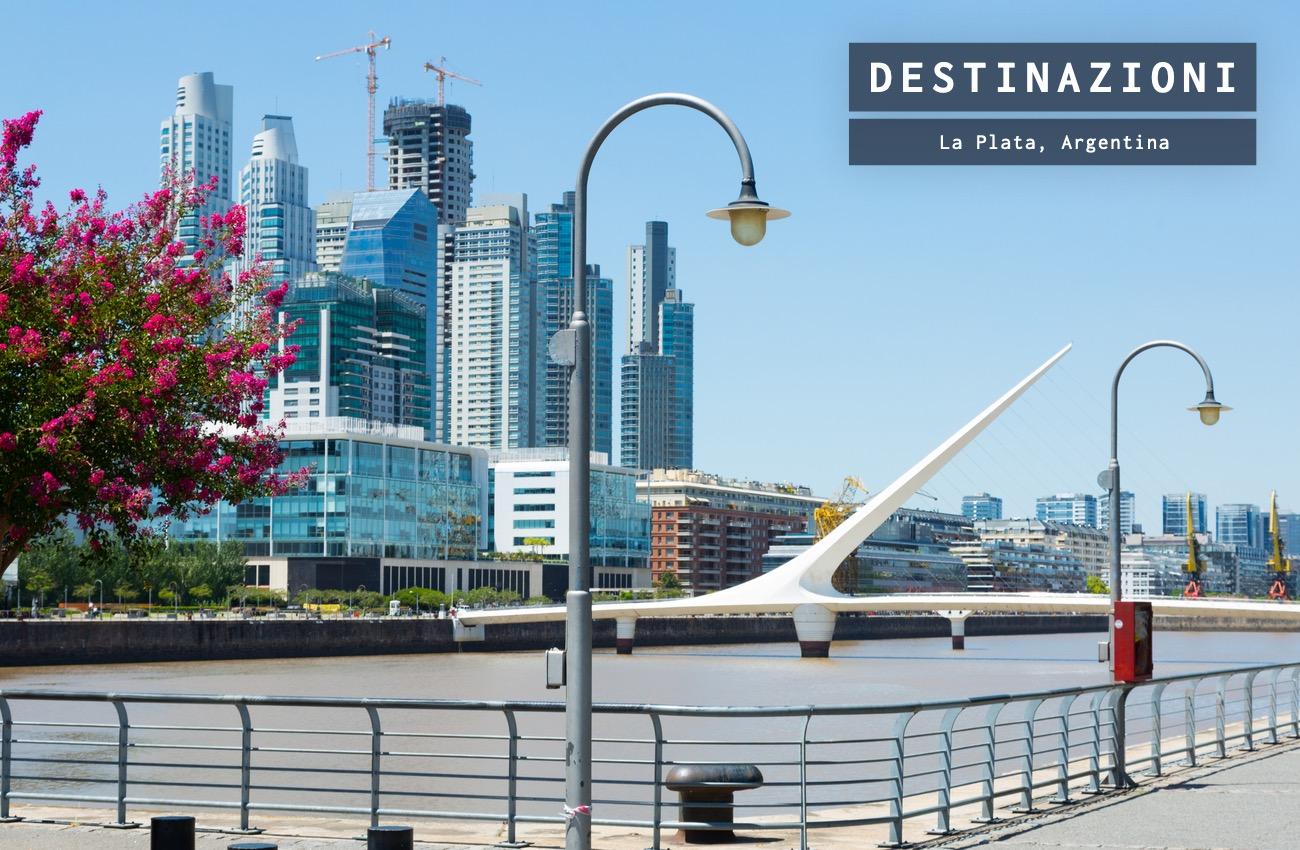 La Plata, la città universitaria delle pampas argentine